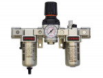 Airflo 300 filter + regulator + lubricator 3/8 auto
