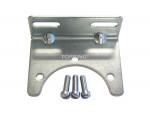 Wall bracket for regulator 1/4-3/8 hiflo