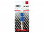 75° free angle fitting 1/4 industrial x 1/4 (m) npt airpro