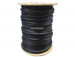 "Reel hose rubber ""lock-on? 3/8 x 500 ft topflex"