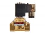 Solenoid valve 110vac 2/2 3/8 (f) npt airflo