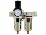 Airflo 400 filter/regulator+filter coalescing 1/2 semi-auto