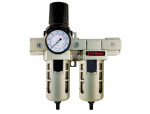 Airflo 400 filter/regulator+filter coalescing 1/2 auto