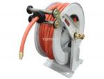 Hose reel steelpro/airflex 1/2x 100' x 1/2 (m) npt xxl