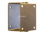 140° wall mounted swing bracket topreel std