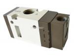 Maxima valves à commande pneumatique simple - 3 voies / 2 positions