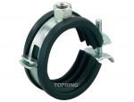 Support pour tube suspendu 28 mm 3/8 unc quickline 5/cse