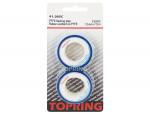Standard ptfe sealing tape 12mm x 12m 2pcs/c