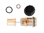 Sight dome for lubricator mini, medium & maxi modulair