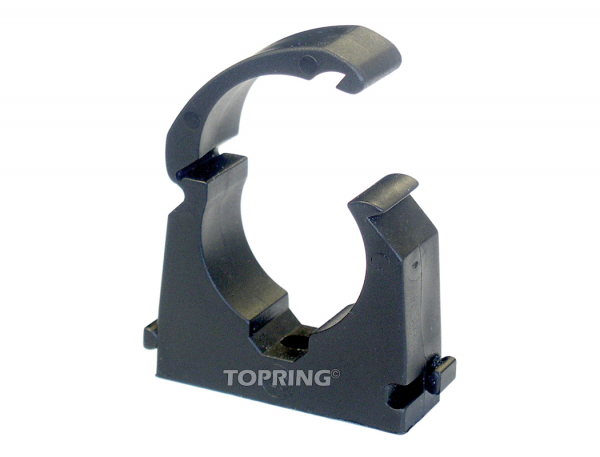 Mounting clip for pipes 15 mm quickline