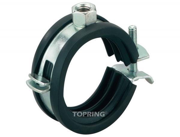 Suspended pipe clip 28 mm 3/8 unc quickline 5/cse