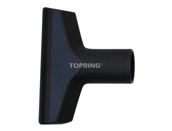 Topvac upholstery/clothes tool w/pads