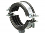 Suspension pipe clip 50 mm 3/8 unc pps