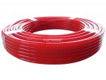 Tubing nylon 3/8 x 100' red