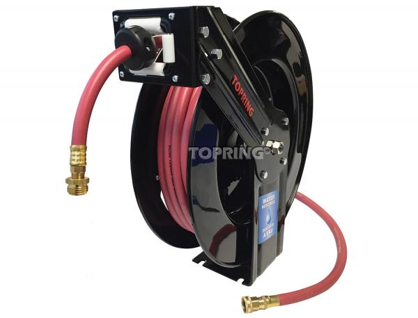 Water hose reel maxreel/flexhybrid 1/2 x 50'  xlrg