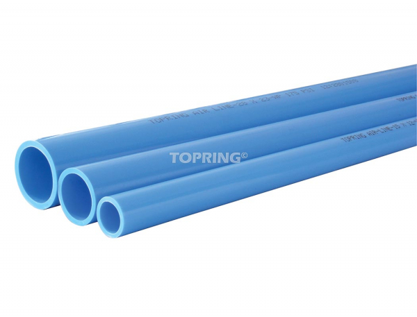 Pipe polyamide 22 mm x 4m airline 40/pk