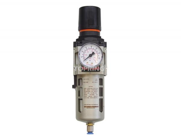 Filtre/régulateur intégré semi automatique 3/8 airflo 400