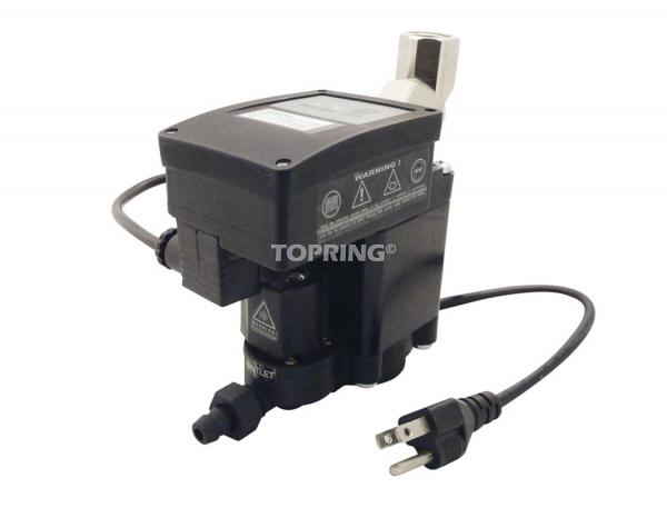 Zero air loss automatic drain 639 scfm 1/2 (f) npt electric cord logidrain