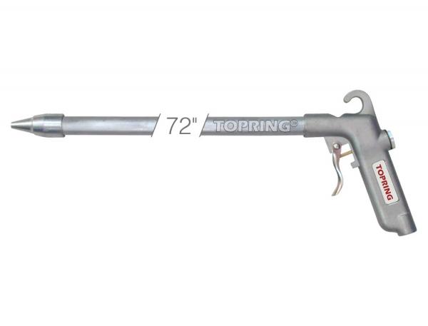 Topgun whisper jet blow gun 182 cm ext.
