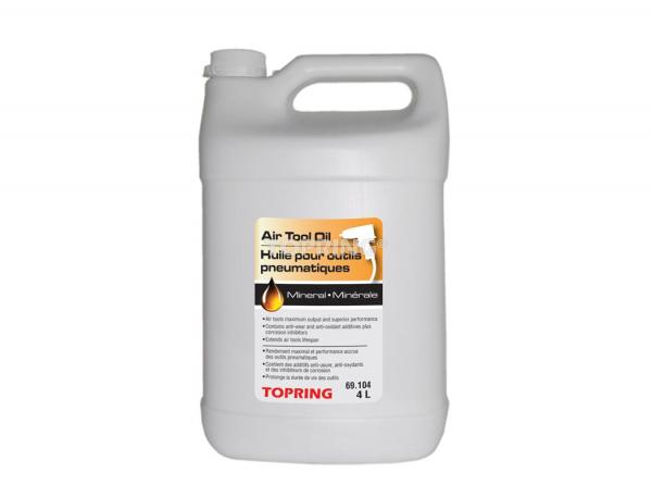 Air tool mineral air tool oil (4l)