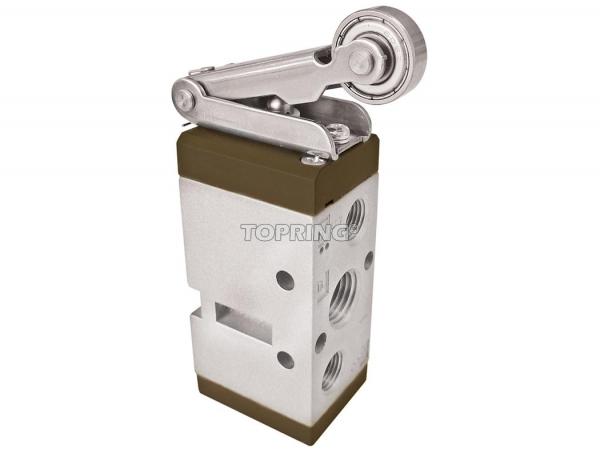 Maxima valves à galet - 5 voies / 2 positions