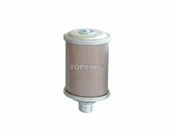 Relief valve muffler 3/4 (m) npt
