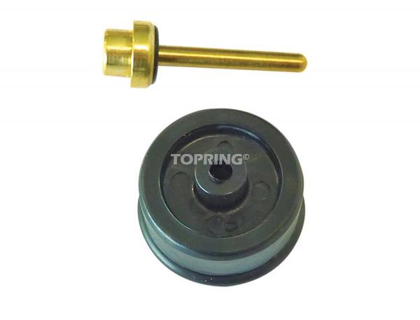 Non-relieving piston & valve regulator, filter/regulator mini modulair