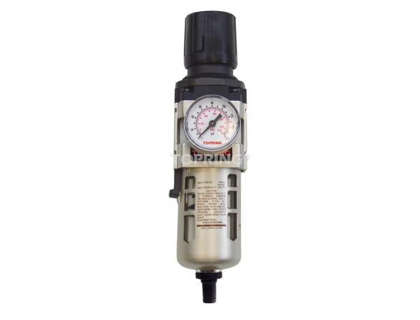 Filtre/régulateur (manomètre inclus) 3/8 airflo 300 auto