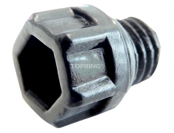 Oil fill plug for 200 lubricator