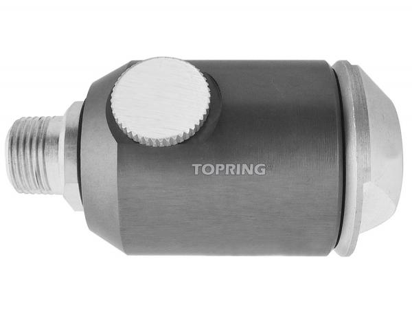 In-line lubricator 3/8 30 scfm airpro