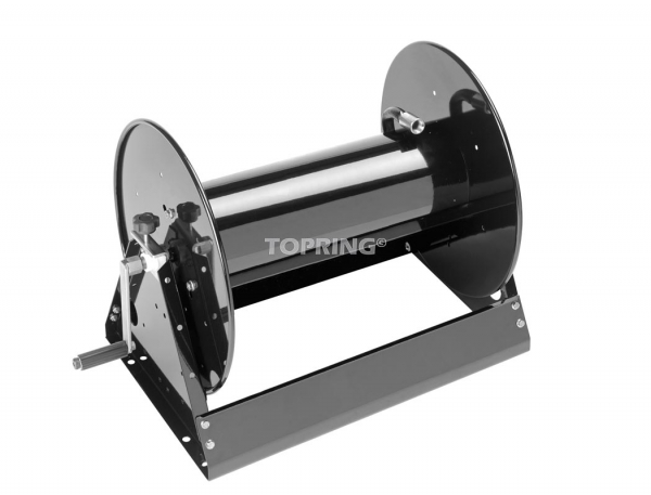 Hose reel steelpro manual 3/8 x 350' or 1/2 x 275' capacity