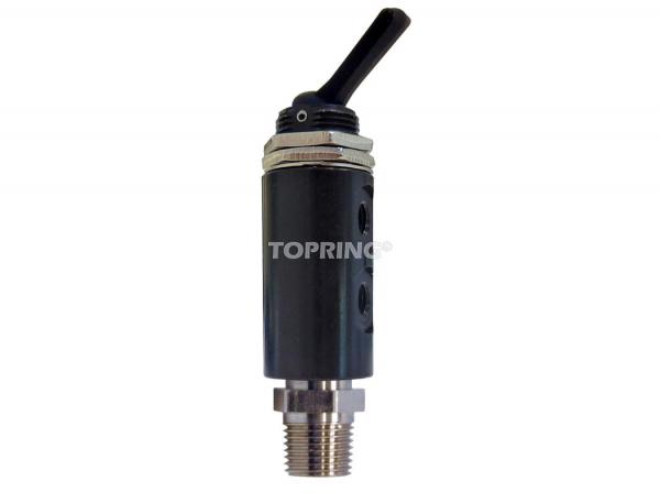 Valve toggle/spring 3/2 1/8 (m) npt mini