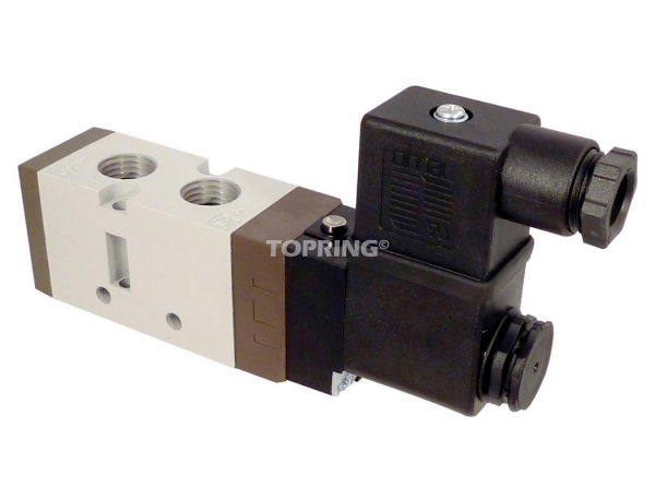 Maxima single solenoid valves 5-way / 2 positions