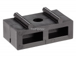 Spacer 20 mm thickness for 40 to 63 mm quickline