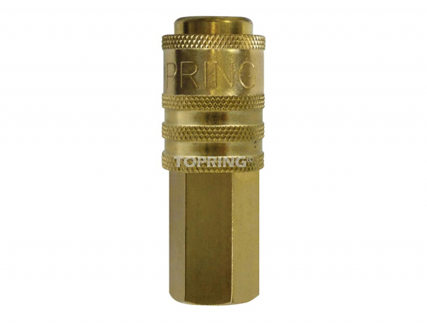 Coupler automax slim (1/4 industrial) 1/4 (f) npt (automatic)