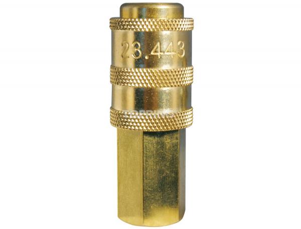 Coupler automax slim (aro 210) 1/4 (f) npt (automatic)