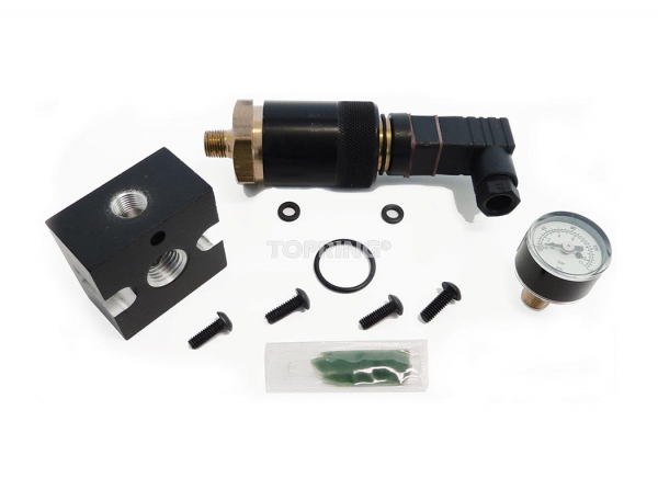 Pressure switch kit for mini 1/4 modulair