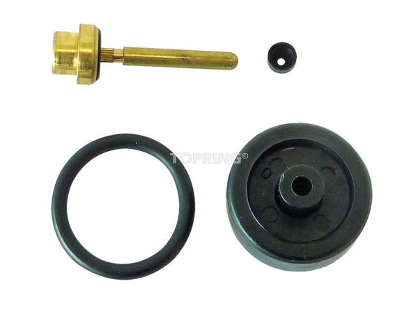 Relieving piston & valve regulatoregulator, filter/regulator mini modulair