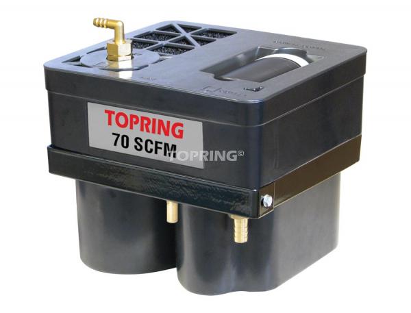 Water/oil separator 70 scfm pg