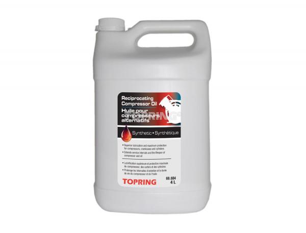Synthetic piston compressor oil (4l)