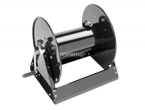 Hose reel steelpro manual 3/8 x 250' or 1/2 x 175' capacity