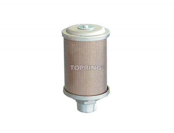 Relief valve muffler 1-1/4 (m) npt