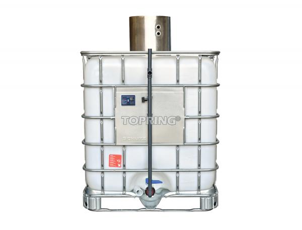 Oil/water separator 3500 scfm hiflo