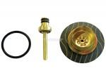 Relieving diaphragm & valve filter/regulator hiflo