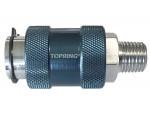 Slide valve 1/8 (m) npt
