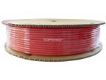 Tube en nylon 5/32 (4 mm) x 330' (100m) rouge