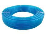 Tubing polyurethane 1/2 x 100' translucent blue