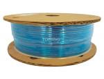 Tubing polyurethane 3/8 x 330' translucent blue
