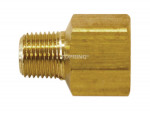 Hexagonal adapter 1/8 (m) x 1/4 (f) npt