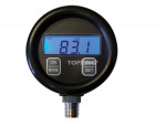 Digital pressure gauge 6.7cm – 1/4 npt lm (0-150 psi)